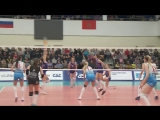 HIGHLIGHTS. Енисей — Динамо Москва Суперлига 2017-18. 1-2 финала. Женщины