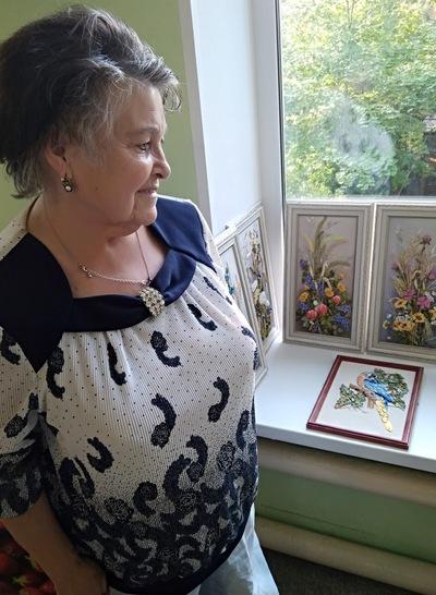 Ольга Баранова-Гайдамович