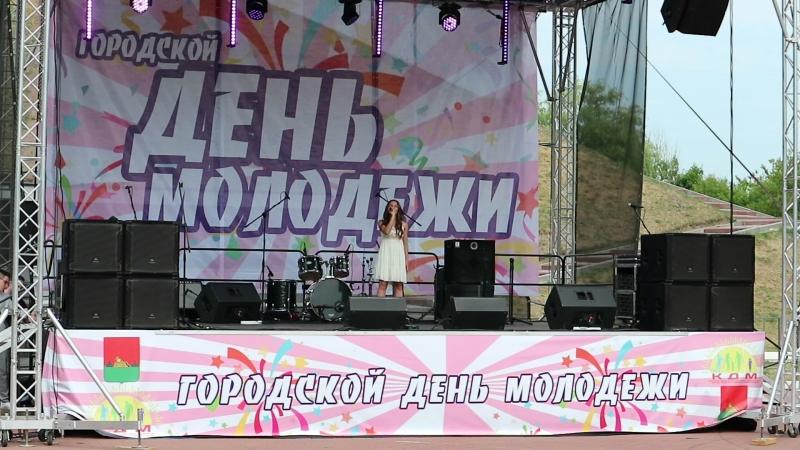 Солистка студии эстрадного вокала ГОЛОС Смирнова Алина - Вера