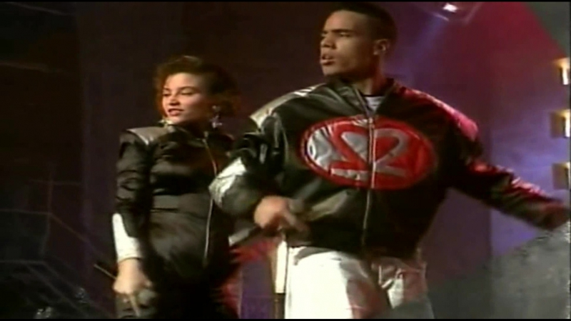 2 Unlimited - Workaholic (Live)