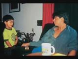Shahrukh y Gauri  La Familia Khans  The Family Khans