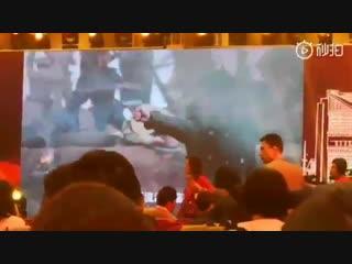 [LQ] 181119 ZTAO @ Yan Shi Fan trailer