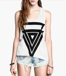 Sleeveless Sweater Vest For Women