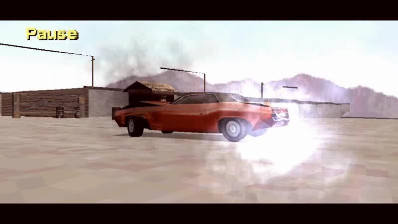 Driver 2 - '70 Dodge Challenger Chase