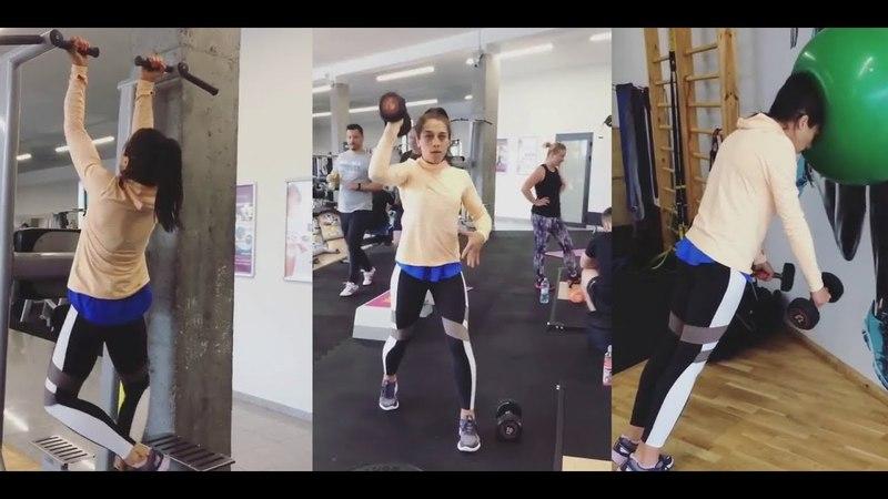 Joanna Jedrzejczyk Workout 25 05 18