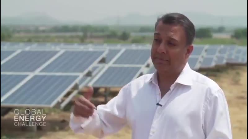 Renewable Energy transition is underway in India