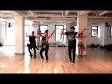 Kanye West Black Skinhead Choreography by Derek Mitchell