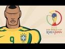Todos os Gols da Copa do Mundo 2002 ™ All Goals FIFA World Cup 2002 HD