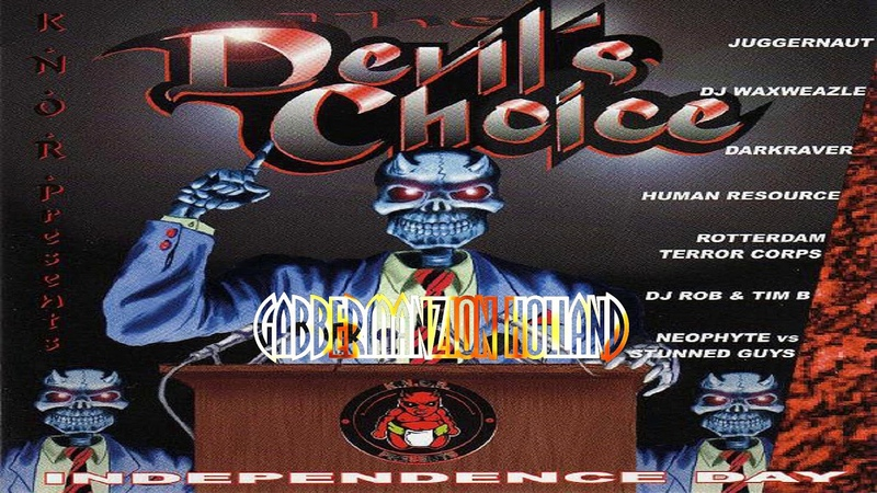 K.N.O.R. Presents The Devil's Choice - Independence Day