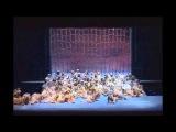 Театр Аргентино Va Pensiero (хор пленных израильтян)