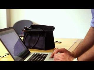 Умная сумка для транжир - Credit Card Finder's iBag - Tech specs and making of