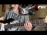 ROCKNMOB BASS LESSON (5 strings) - Green Day - Boulevard of Broken Dreams