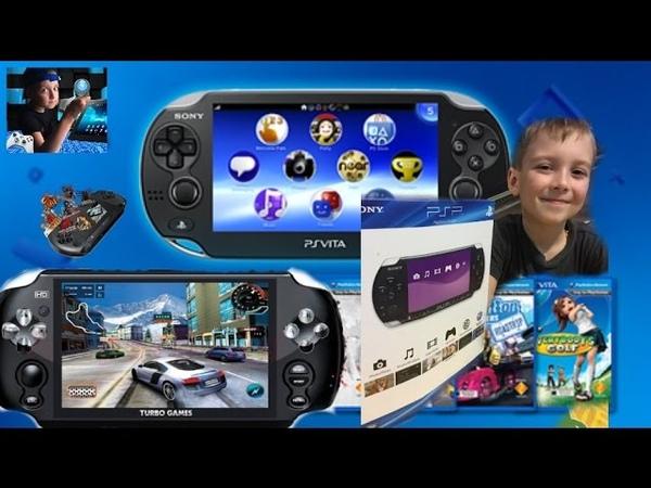 Sony PlayStation Portable PSP 3000 Unboxing Моя Консоль 2016 году лайфхак Игровая приставка О