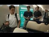 23.06.2018, прибытие Гон Ю в Тайвань, Тайбэй на вечеринку Asus ZenFone 5, 24.06.2018