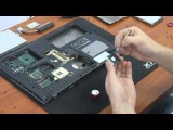 Asus F5RL - Disassembly and fan cleaning