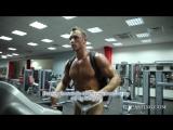 Fitness Model Dima in Cardio Challenge