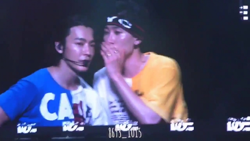 181003 DE Japan tour style tokyo day4 ぼくも つぎ きょく やりたくないよ dne donghae eunhyuk 동해 은혁