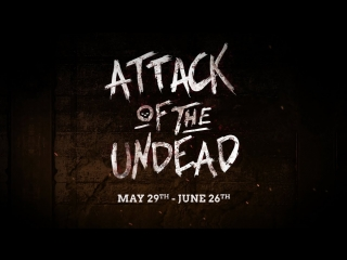 Call of duty: wwii — attack of the undead! community event trailer