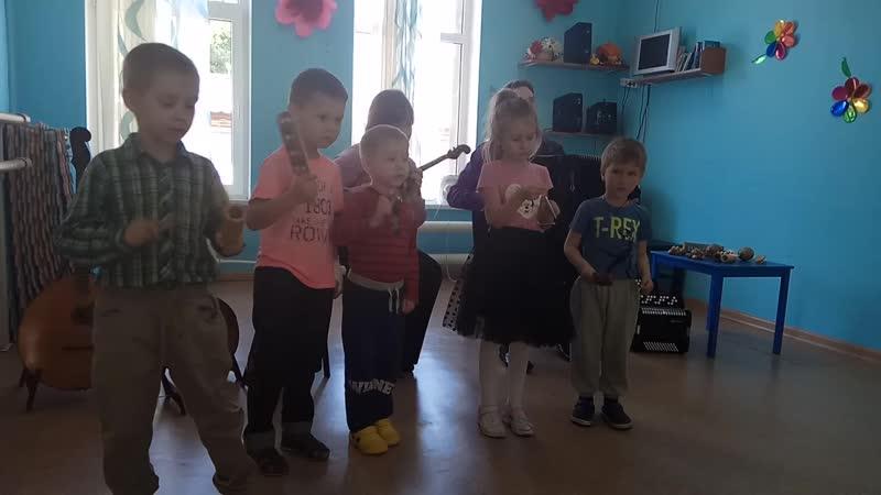 Концерт Домра и Баян