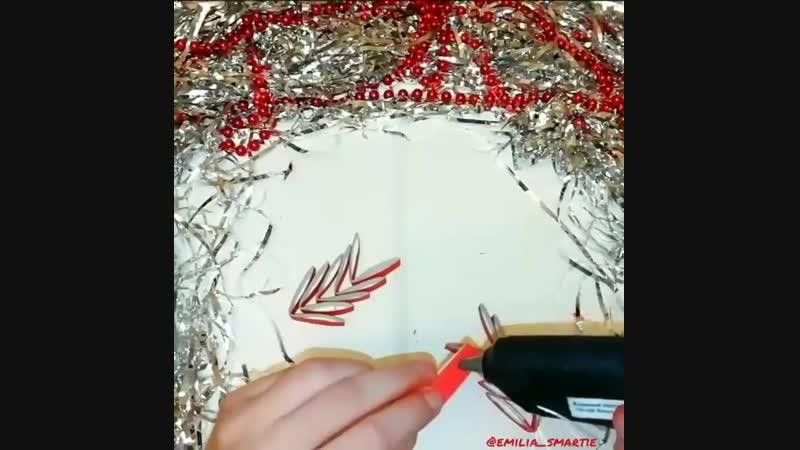 Классная звезда на Новый год своими руками rkfccyfz pdtplf yf yjdsq ujl cdjbvb herfvb