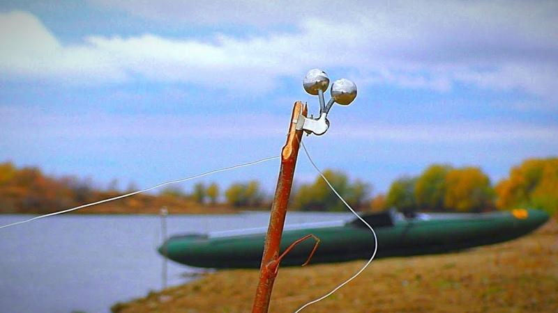 Рыбалка на закидушки с ночёвкой Сазан клюет на макуху жмых в ноябре Проверим Ловля судака