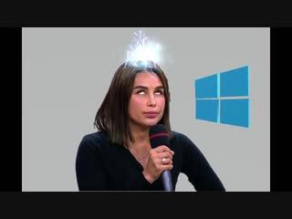 Опять ошибка в Windows 10