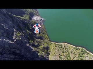 ProBASE U-Turn Wingsuit Race 2K13 promo