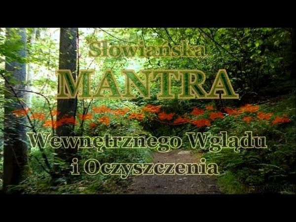 Amaniel Shani- Sławiańska Mantra (Agma) Wewnętrznego Wglądu i Oczyszczenia 432 Hz