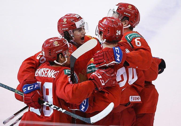 Россия победила Швейцарию и завоевала бронзу МЧМ-2019 (Видео)