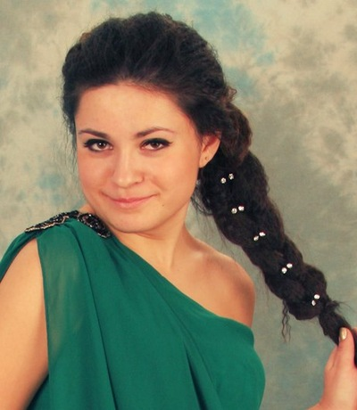 Алина Самоукина, 17 сентября , Обнинск, id177917647