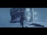 Обитель зла 5: Возмездие - Сцена боя -Леон, Элис и Лютер против Джилл и Рэйн Full HD 1080p