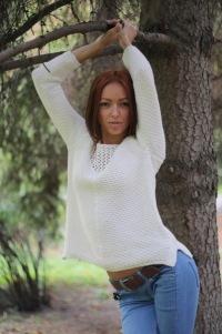 Аня Ларченко, 29 мая , Рубцовск, id185290350
