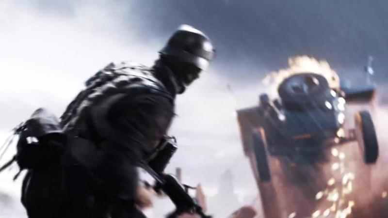 Battlefield V - сюжетный трейлер