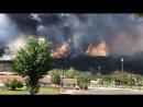 Basalt Mountain Wildfire ¦¦ ViralHog
