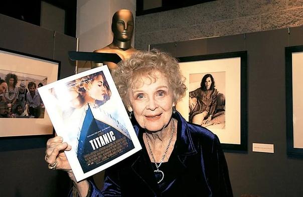 Пожилая Роза Дьюитт из фильма «Титаник» - какой актриса была в молодости В 1997 году на экраны вышел американский фильм-катастрофа «Титаник», который стал самым кассовым проектом за всю историю
