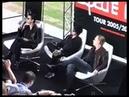 Press Conference Depeche Mode Touring The Angel, Düsseldorf, Germany 16.06.2005