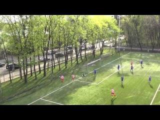 Goal scored by Orkhan Ibadov to Dynamo Kyiv