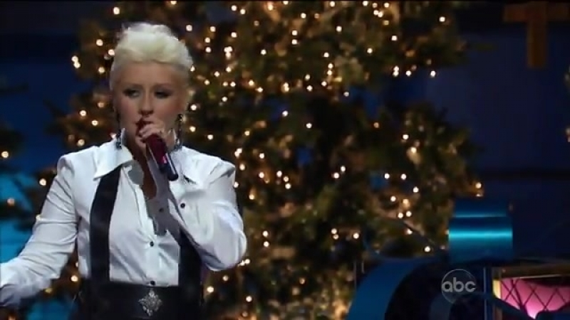 Christina Aguilera Have Yourself A Merry Little Christmas