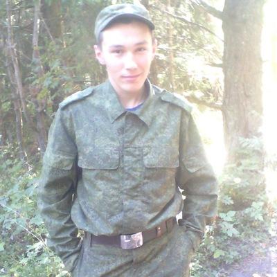 Вадим Буранков, 7 марта 1995, Нижнекамск, id158969169