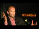 """jason Statham Interview for """"Killer Elite"""""""