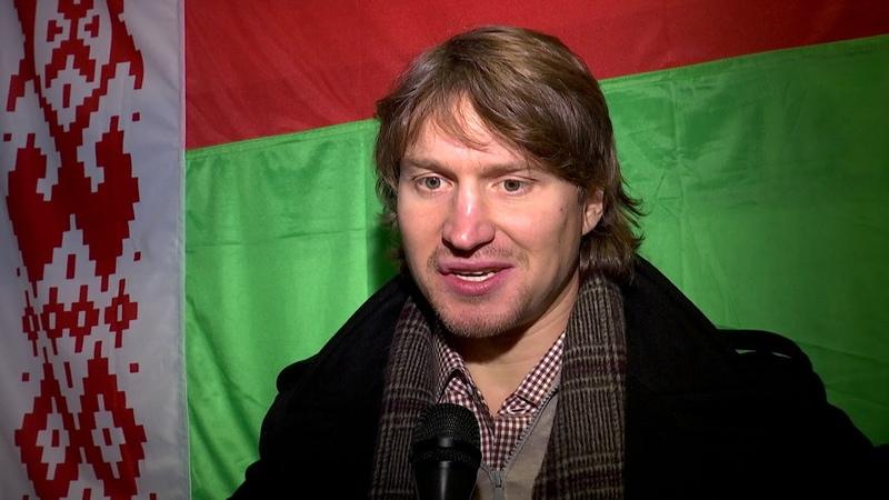 Михаил Грабовский. О себе и белорусской молодежи