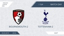 AFL19. England. League One. Day 1. Bournemouth-2 - Tottenham-2