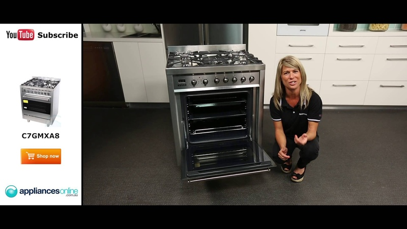 Freestanding Dual Fuel OvenStove