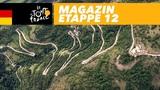Magazin Alpe d'Huez, a french garden - Etappe 12 - Tour de France 2018