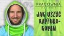 DIY Jak uszyć kapturo komin z Pracownia Jan Leśniak