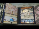 Tutorial 3 St Tropez Scrapbook Mini Album Design team project CCC
