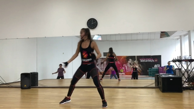 STRONG by zumba Q3 Надежда Смагулова
