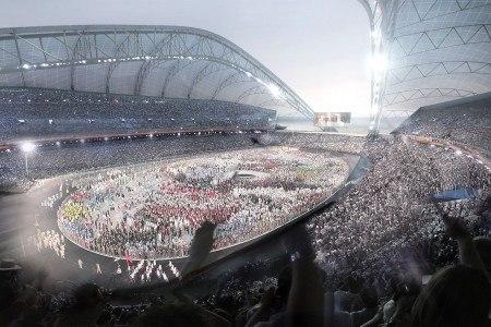 Инвестиции в подготовку Олимпиады в Сочи превысили 210 миллиардов рублей
