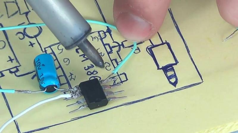 Как сделать усилитель звука своими руками _ How to make a sound intensifier.mp4