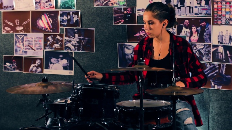 There Will Be Fireworks | Nazarova Nicole - So Stay Close (Drum Cover) *HD